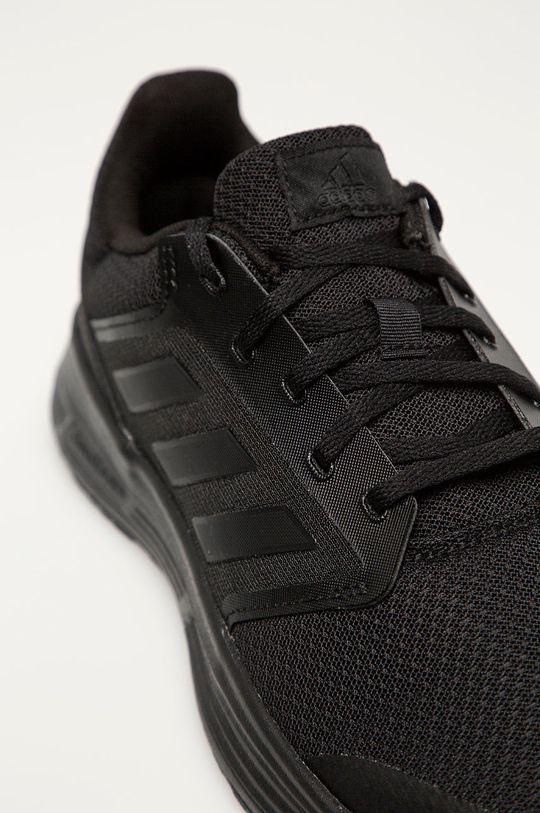 černá adidas - Boty Galaxy 5