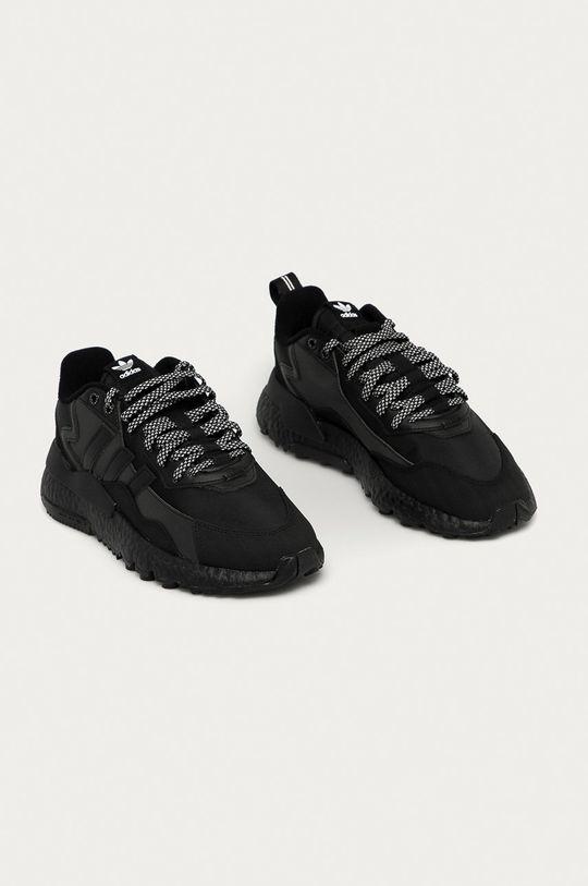 adidas Originals - Boty Nite Jogger černá