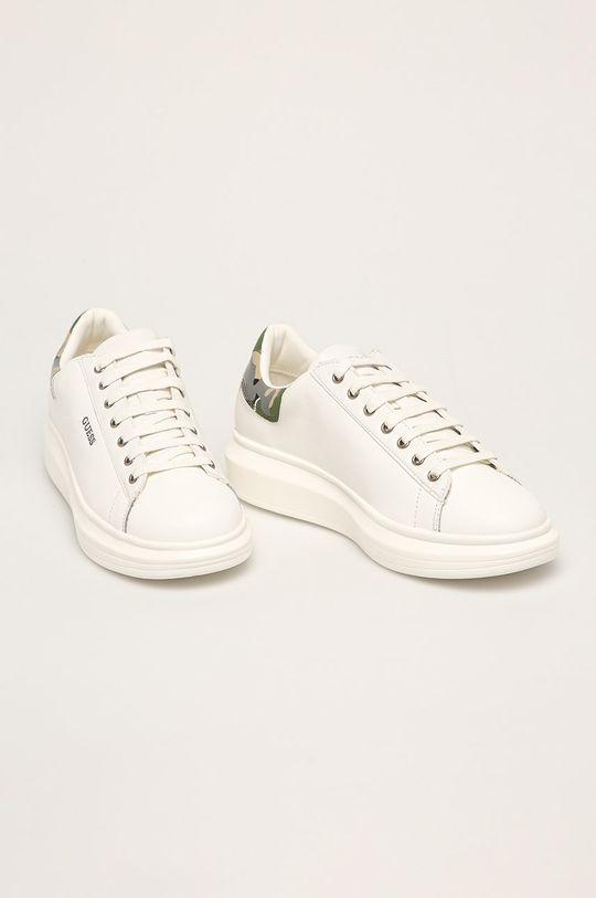 Guess - Buty biały