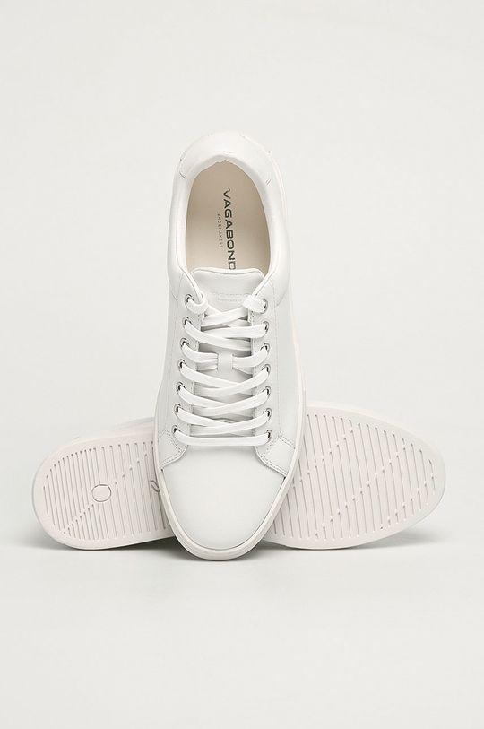 biela Vagabond - Kožená obuv Paul
