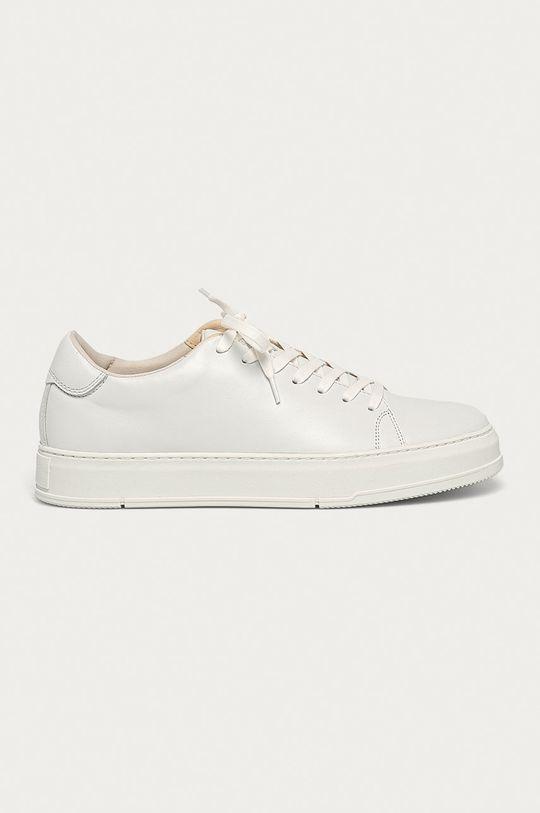 biela Vagabond - Kožená obuv John Pánsky