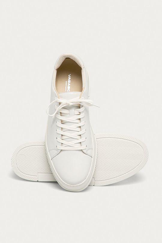 biela Vagabond - Kožená obuv John