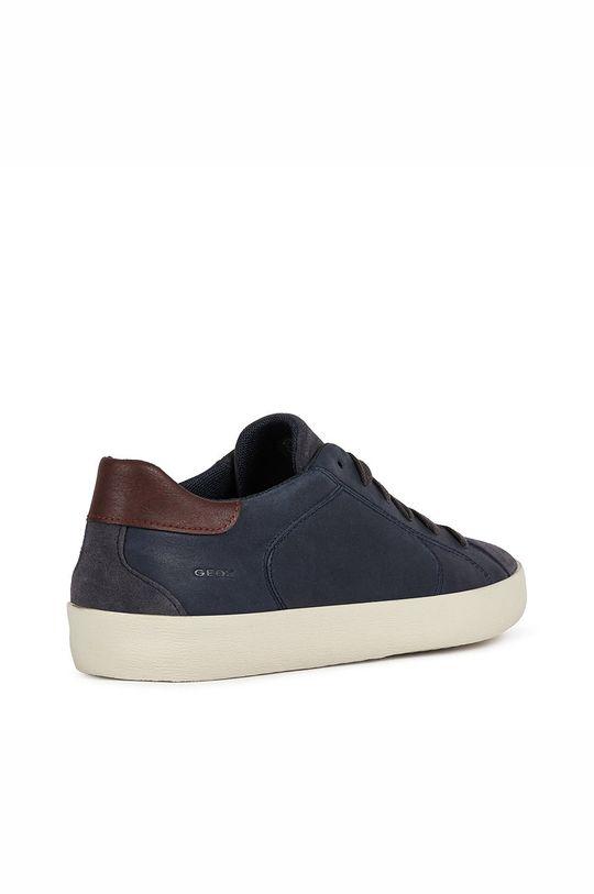 Geox - Kožené boty WARLEY Pánský