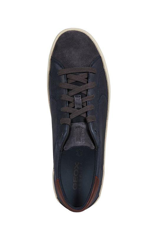 Geox - Kožené boty WARLEY