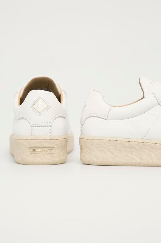 Gant - Kožené boty Leville  Svršek: Přírodní kůže Vnitřek: Textilní materiál, Přírodní kůže Podrážka: Umělá hmota