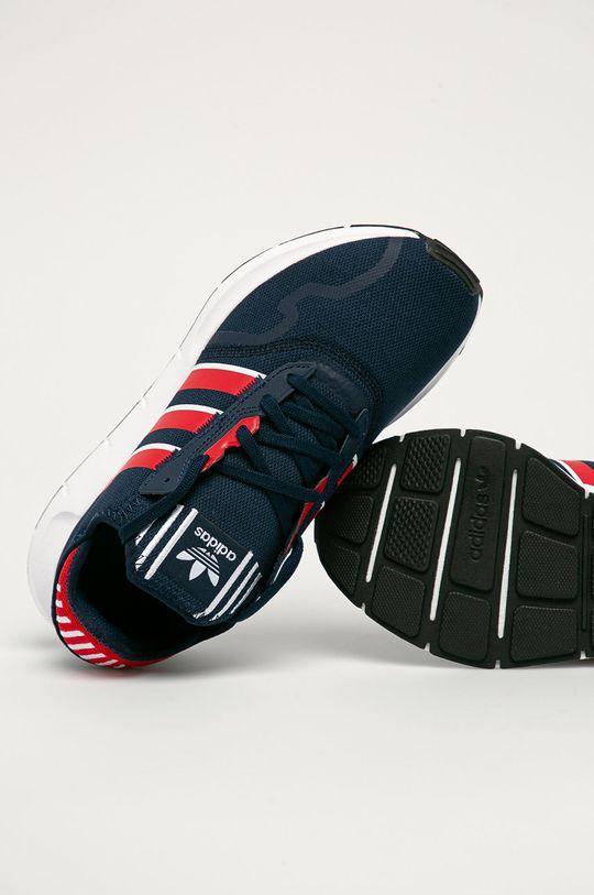 námořnická modř adidas Originals - Boty Swift Run X