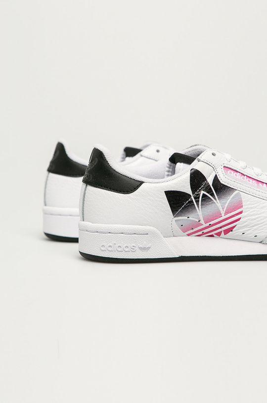 adidas Originals - Kožené boty Continental 80  Svršek: Přírodní kůže Vnitřek: Textilní materiál Podrážka: Umělá hmota