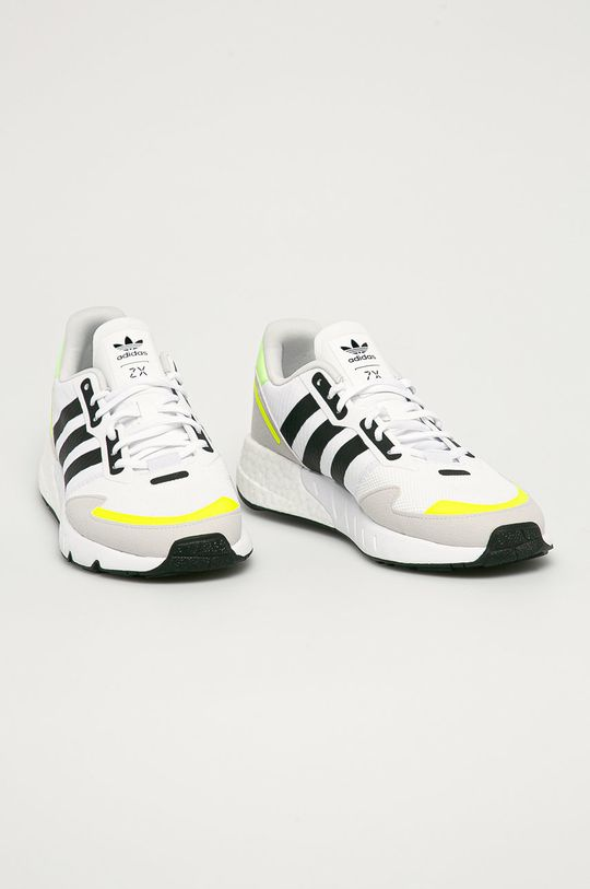 adidas Originals - Topánky ZX 1K Boost biela