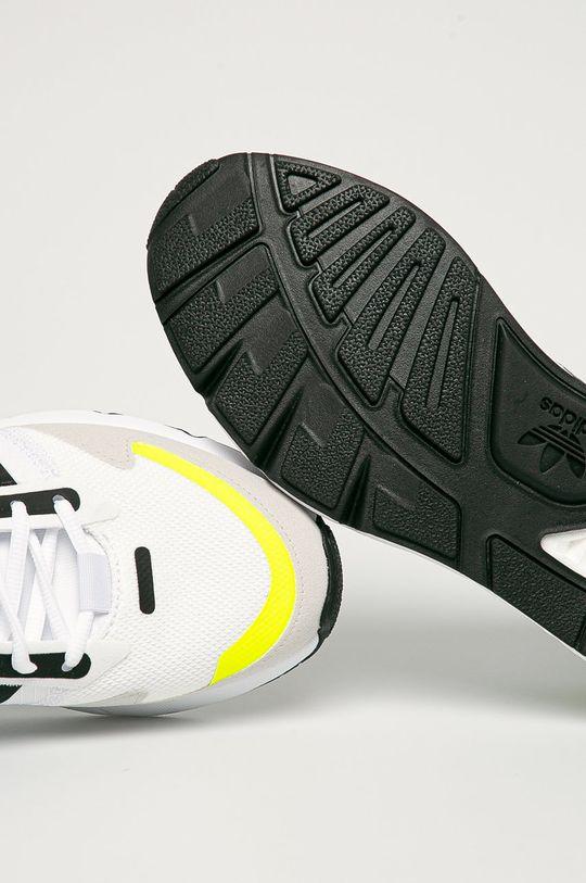 biela adidas Originals - Topánky ZX 1K Boost
