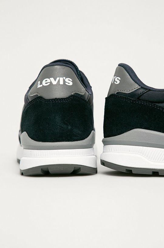 Levi's - Pantofi  Gamba: Material sintetic, Material textil, Piele intoarsa Interiorul: Material textil Talpa: Material sintetic