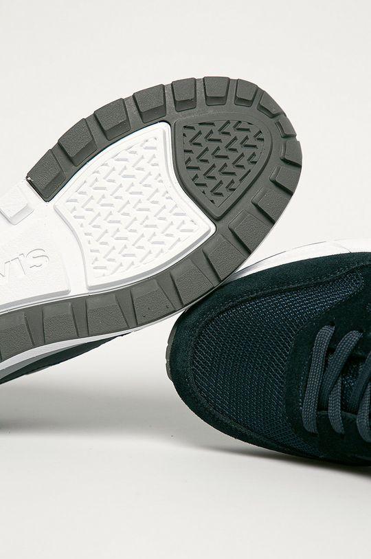 bleumarin Levi's - Pantofi