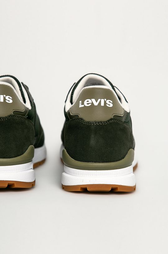 Levi's - Pantofi  Gamba: Material sintetic, Material textil, Piele naturala, Piele intoarsa Interiorul: Material textil Talpa: Material sintetic