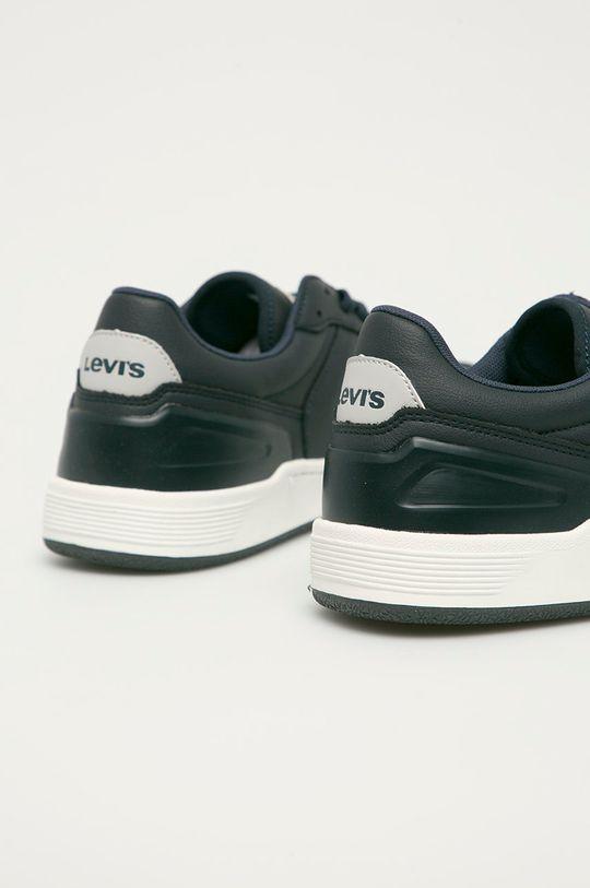 Levi's - Kožené boty  Svršek: Přírodní kůže Vnitřek: Textilní materiál Podrážka: Umělá hmota