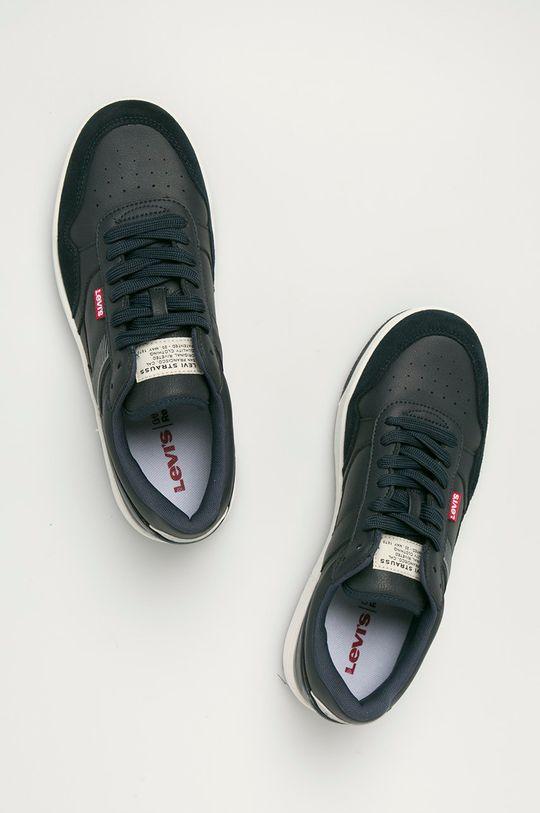Levi's - Kožené boty Pánský