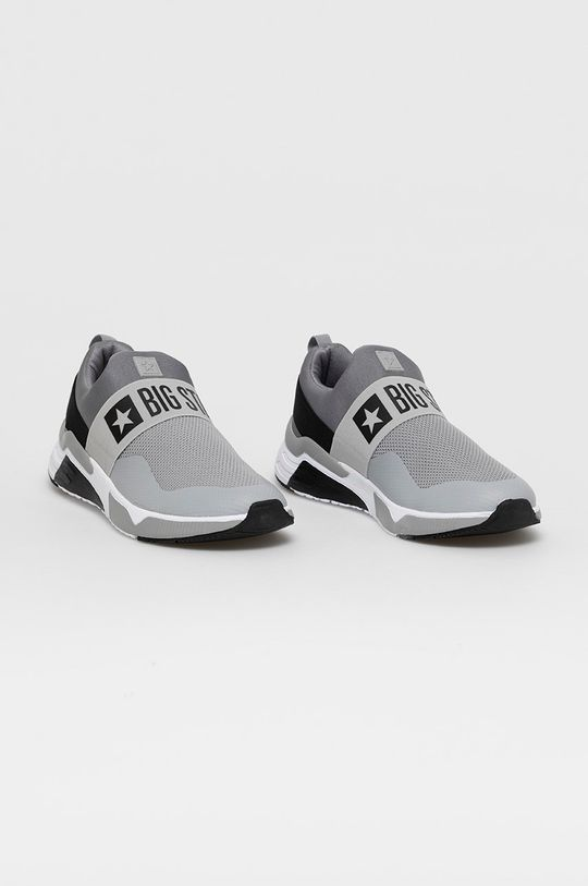 Big Star - Pantofi gri
