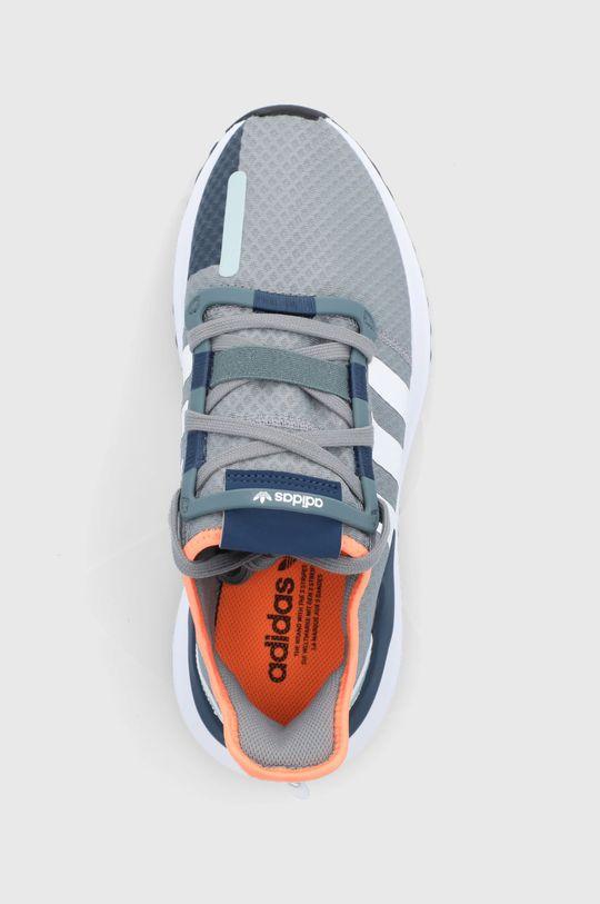 szary adidas Originals - Buty U PATH RUN