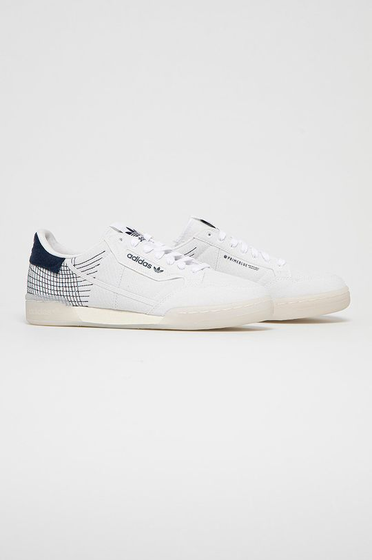 Adidas Originals - Buty Continental biały