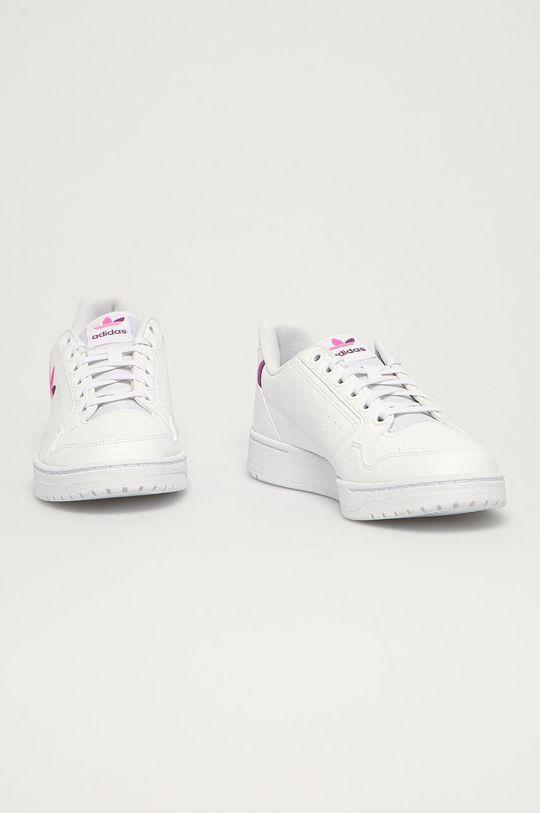 adidas Originals - Boty NY 90 bílá