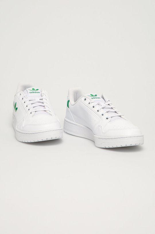 adidas Originals - Pantofi NY 90 alb