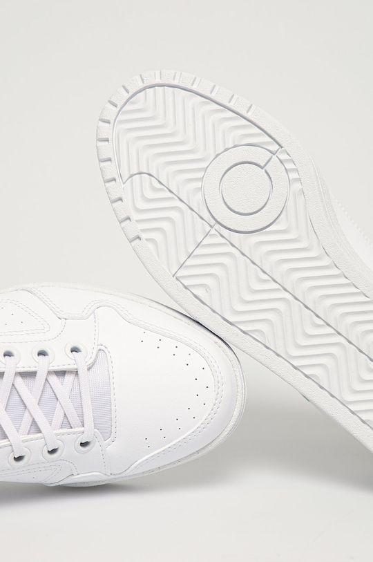 alb adidas Originals - Pantofi NY 90