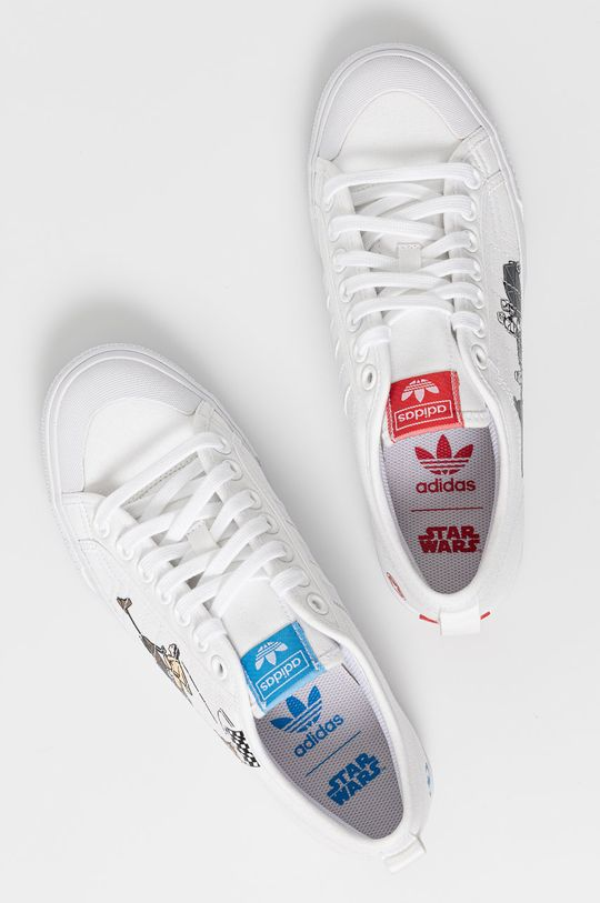 adidas Originals - Tenisówki Nizza x Star Wars Męski