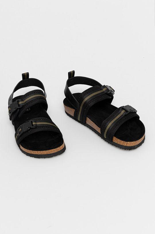 Big Star - Sandały czarny