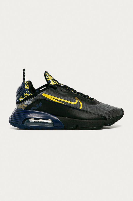 černá Nike Sportswear - Boty Air Max 2090 Pánský