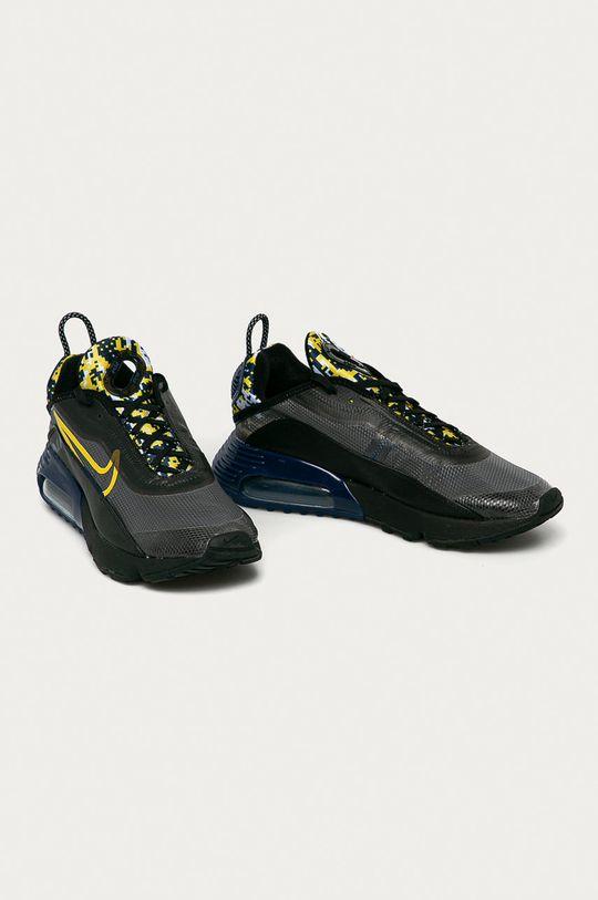 Nike Sportswear - Boty Air Max 2090 černá