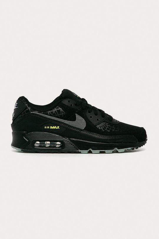 czarny Nike Sportswear - Buty Air Max 90 Męski