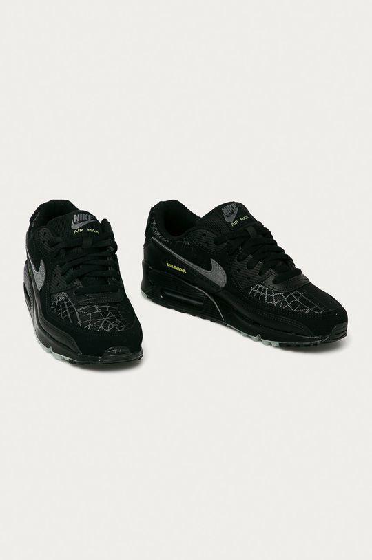 Nike Sportswear - Buty Air Max 90 czarny