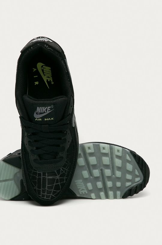 czarny Nike Sportswear - Buty Air Max 90