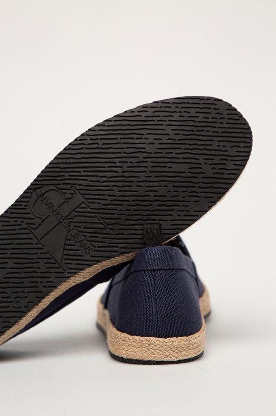 Calvin Klein Jeans - Espadrilky  Zvršok: Textil Vnútro: Textil Podrážka: Syntetická látka