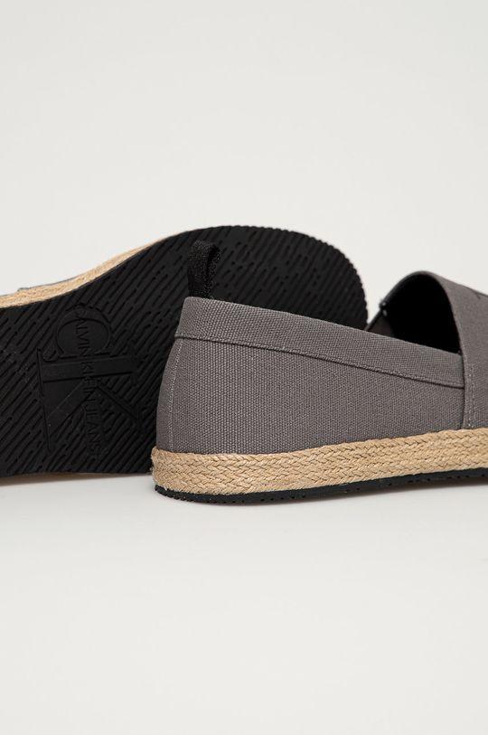 Calvin Klein Jeans - Espadryle Cholewka: Materiał tekstylny, Wnętrze: Materiał tekstylny, Podeszwa: Materiał syntetyczny