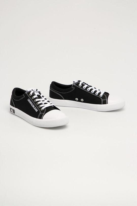 Calvin Klein Jeans - Tenisky černá