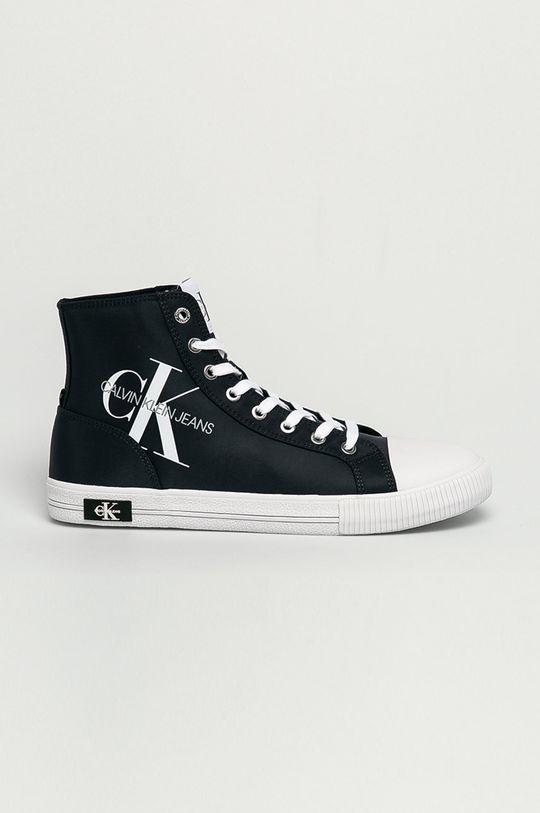 tmavomodrá Calvin Klein Jeans - Tenisky Pánsky