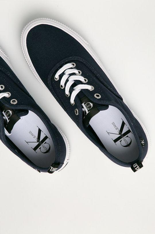 granatowy Calvin Klein Jeans - Tenisówki