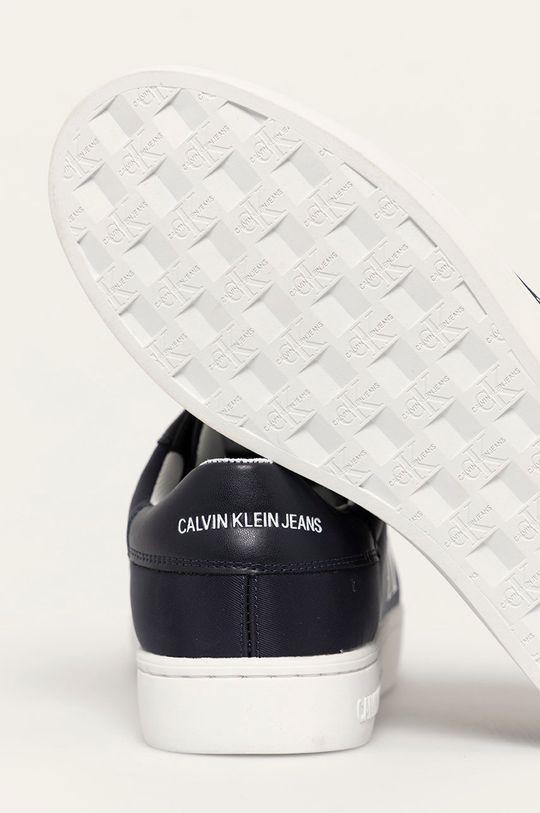 Calvin Klein Jeans - Boty  Svršek: Textilní materiál, Přírodní kůže Vnitřek: Textilní materiál Podrážka: Umělá hmota