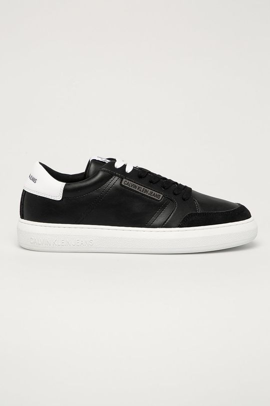 czarny Calvin Klein Jeans - Buty Męski