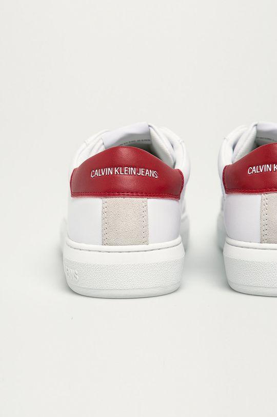 Calvin Klein Jeans - Topánky  Zvršok: Syntetická látka Vnútro: Textil Podrážka: Syntetická látka