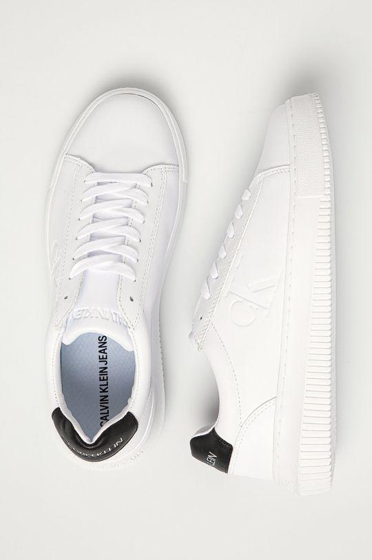 Calvin Klein Jeans - Kožené boty Pánský