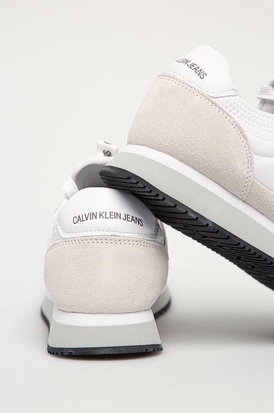 Calvin Klein Jeans - Buty Cholewka: Materiał syntetyczny, Materiał tekstylny, Skóra zamszowa, Wnętrze: Materiał tekstylny, Podeszwa: Materiał syntetyczny