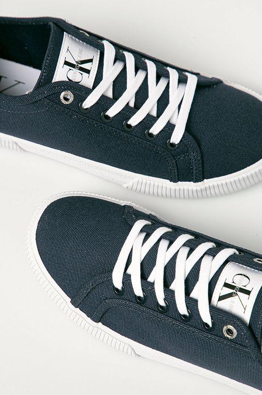 tmavomodrá Calvin Klein Jeans - Tenisky