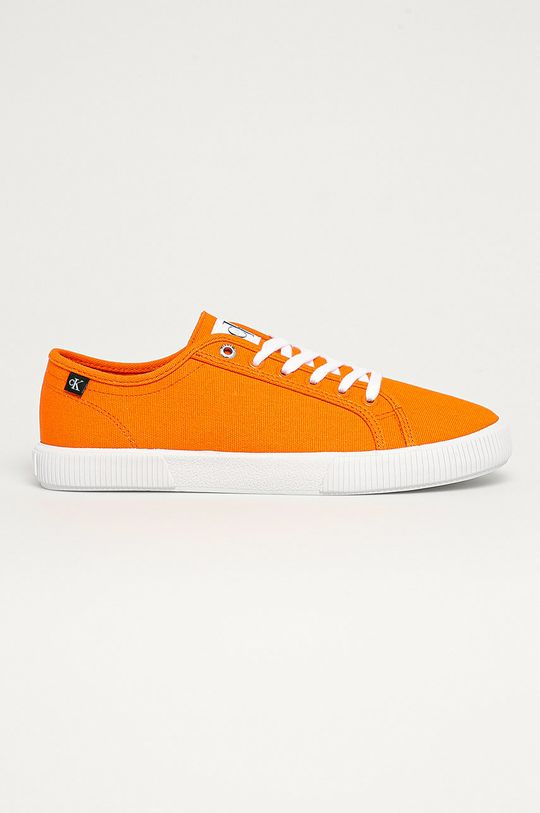 portocaliu Calvin Klein Jeans - Pantofi De bărbați
