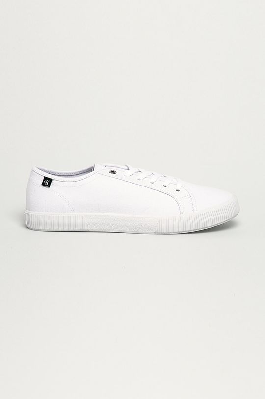 biela Calvin Klein Jeans - Tenisky Pánsky