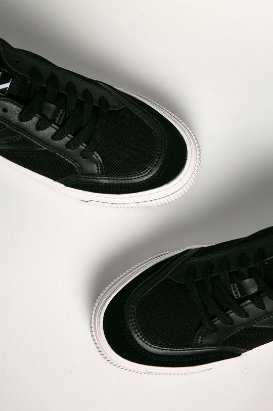 Calvin Klein Jeans - Tenisky  Zvršok: Textil, Prírodná koža Vnútro: Textil Podrážka: Syntetická látka