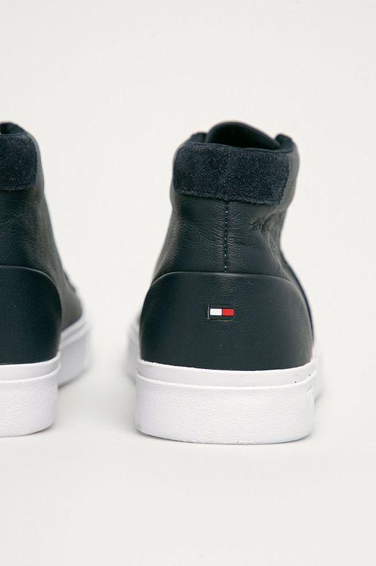 Tommy Hilfiger - Kožená obuv  Zvršok: Prírodná koža Vnútro: Textil Podšívka: Syntetická látka