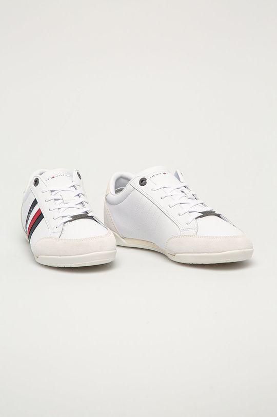 Tommy Hilfiger - Buty biały