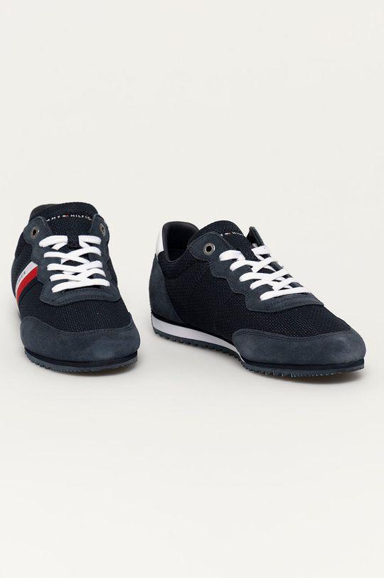 Tommy Hilfiger - Pantofi bleumarin