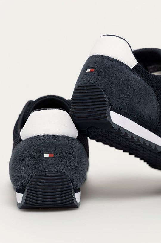 Tommy Hilfiger - Pantofi  Gamba: Material textil, Piele intoarsa Interiorul: Material sintetic, Material textil Talpa: Material sintetic
