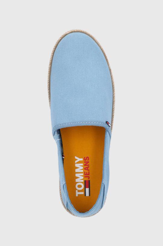 světle modrá Tommy Jeans - Espadrilky